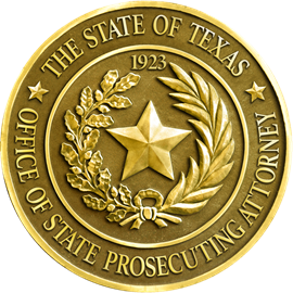 Seal of the Office of the State Prosecuting Attorney